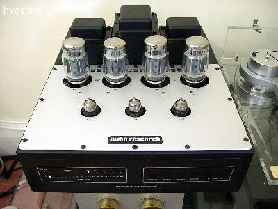Audio Research VSi55 Integrated Amplifier