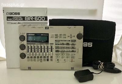 Boss BR-600 Ψηφιακή συσκευή εγγραφής